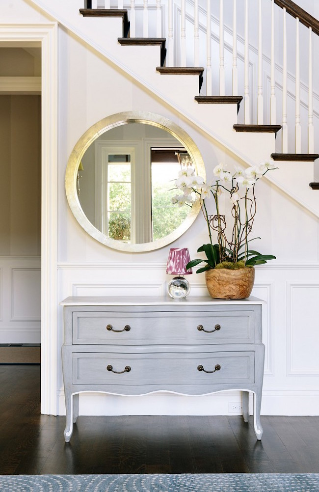 Mirrors in Entryway - Decoist