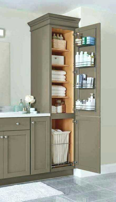 Wall-Mounted Bathroom Cabinet