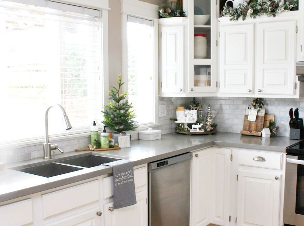 Winter Kitchen Décor Ideas
